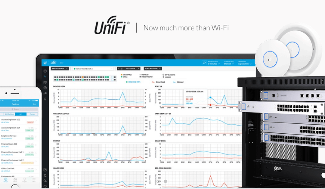 4 Reasons UniFi Is The Best Investment You'll Make This Year