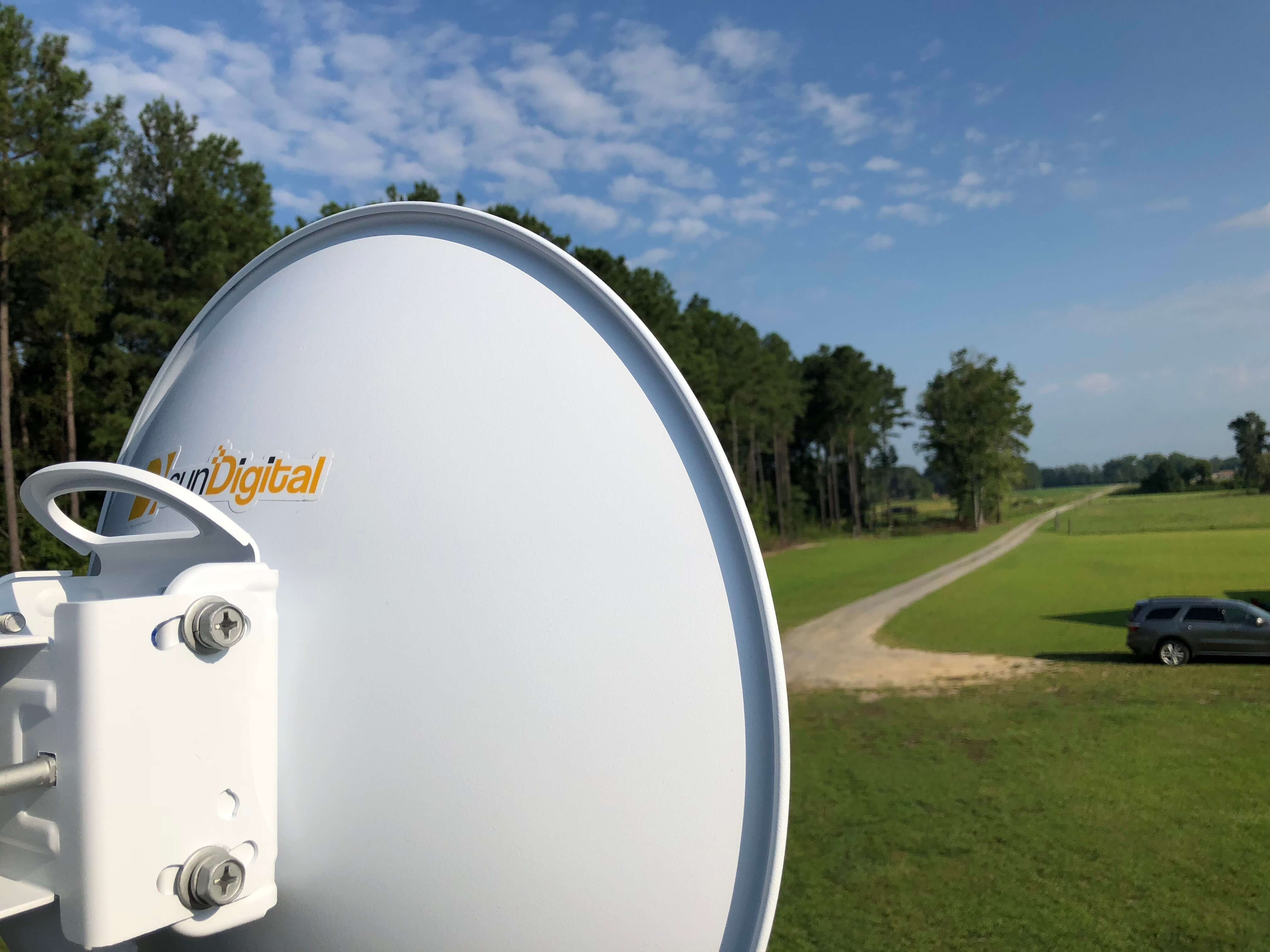airMax and UniFi Local Point to Point | sunDigital